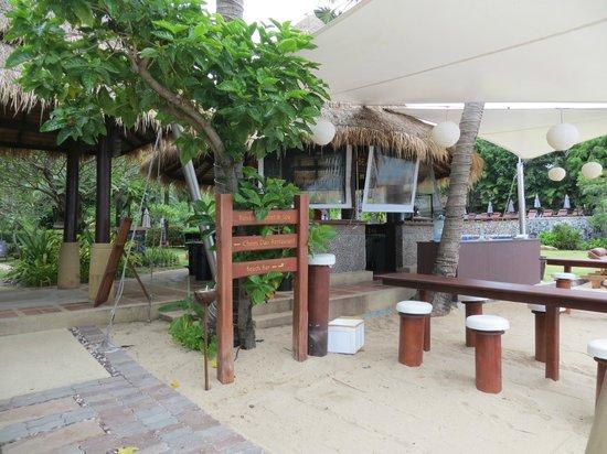 Bandara Resort & Spa: Beach Bar