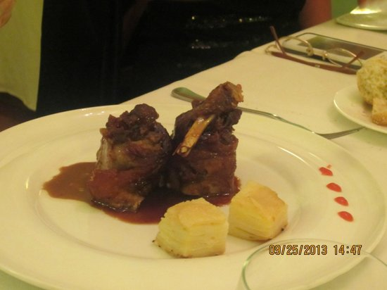 Torre Simon: Beef and Bacon