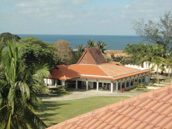 บินตัน ลากูน รีสอร์ท: View of the resort from Room
