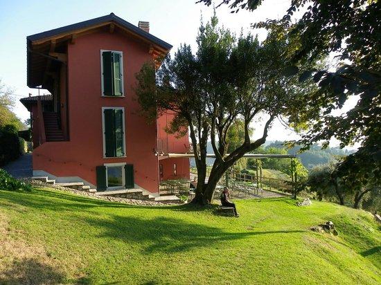 Locanda Pozzetto: autre vue de l'hotel