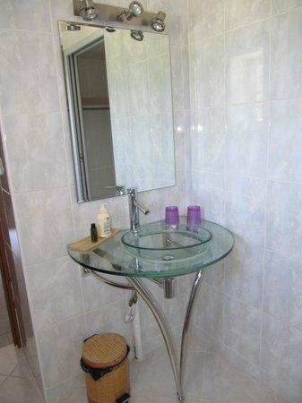 Domaine les Magasins : Salle de bain