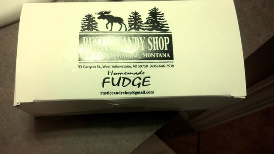 Rustic candy shop : 5 Different Types Of Homemade Fudge!!! OMS