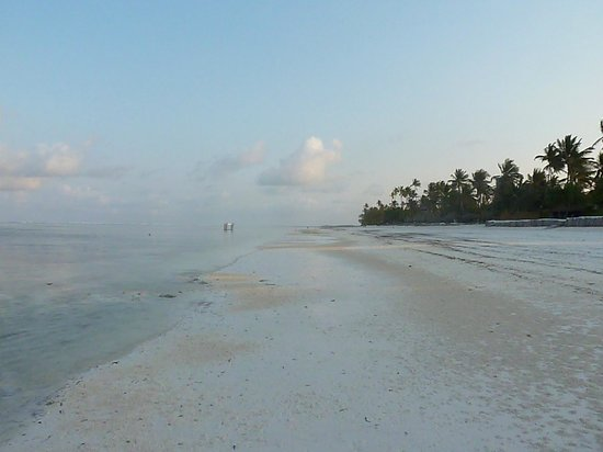 Breezes Beach Club & Spa, Zanzibar: the beach