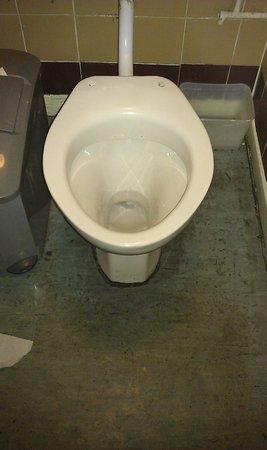 Duke of York: Toilet number 1.