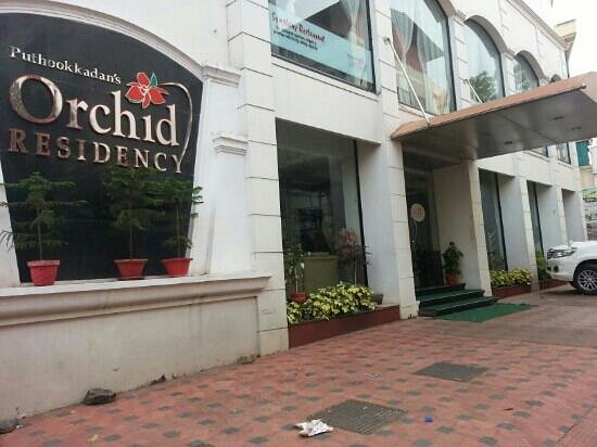 Orchid Residency