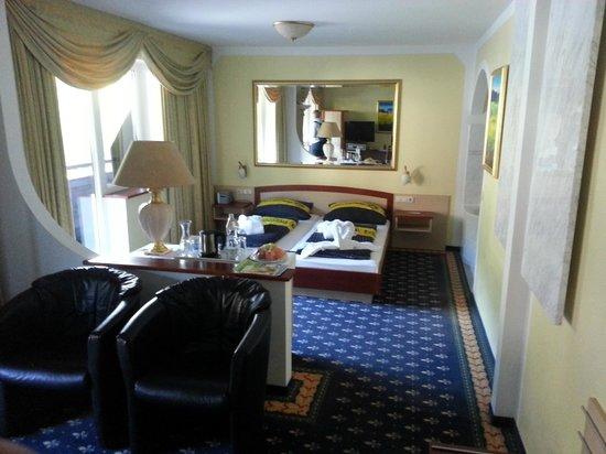 Interstar Hotel: Zimmer
