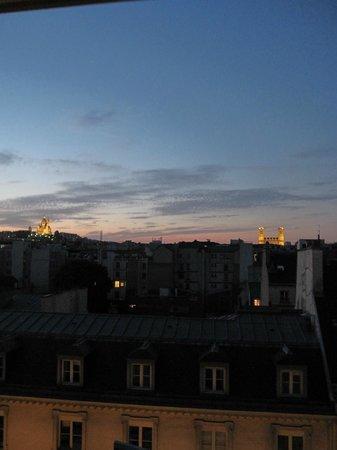 Hotel Paradis : Night view