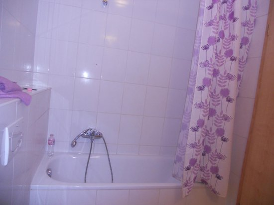 King Apartments Budapest : 1 bagno