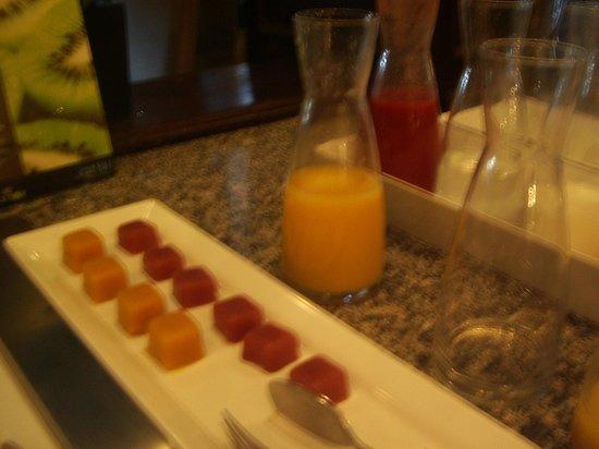 NH Brugge: Breakfast