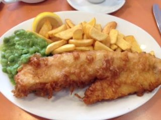 Scrummies: best fish and chips ever