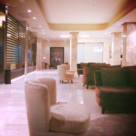 FH Grand Hotel Mediterraneo: Recepção