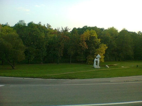 Kragujevac, Serbia: Monument of pain and defiance