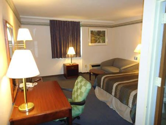 Budget Host Inn & Suites : The New Upgraded Suites