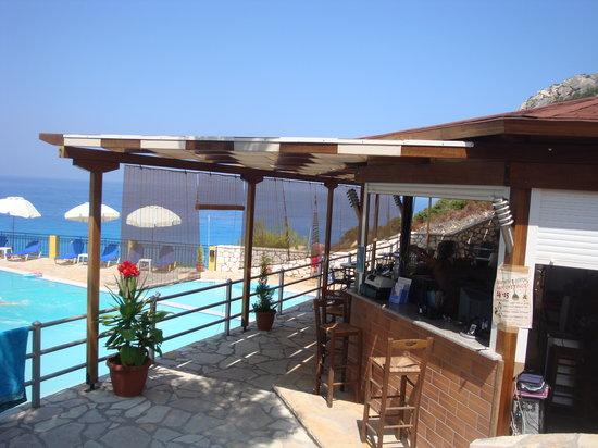 Hotel Sirios Kathisma: pool bar