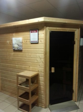Appart'City Confort Montpellier Millenaire: Sauna