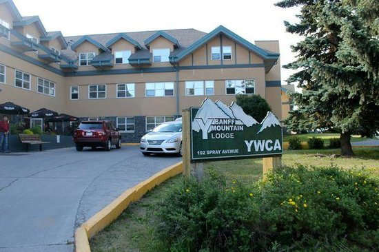 The YWCA Banff Hotel : Hotel