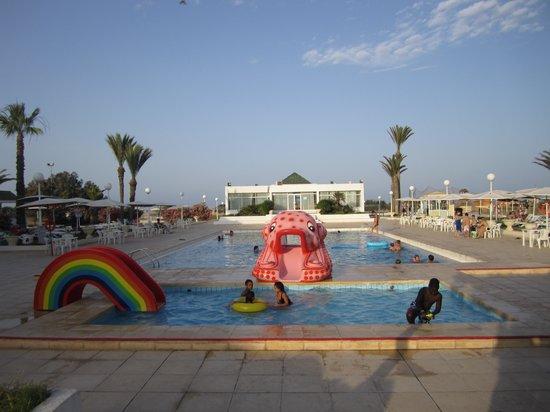 El Mouradi Cap Mahdia : piscina