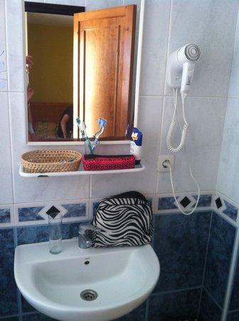 Hostal Mari: bagno