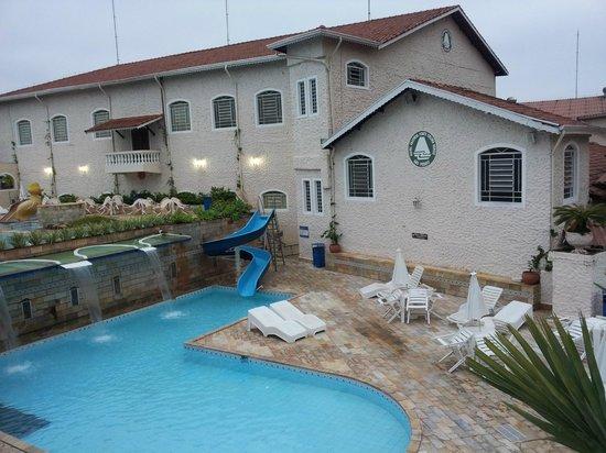 Hotel Colina Verde : Polo aquático