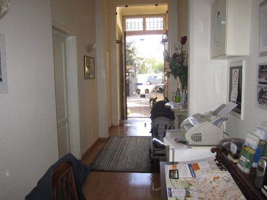 Villa alle Rampe : ingresso