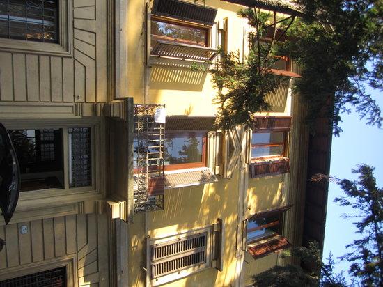 Villa alle Rampe : esterno
