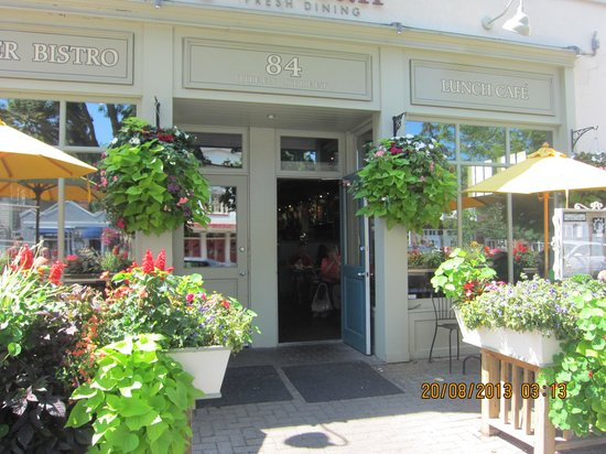 The Epicurean Best Restaurant In Niagara On Lake