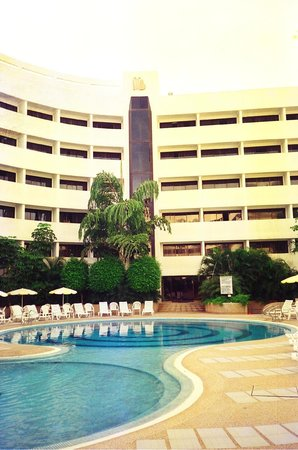 Marina Bay Hotel & Casino: Marina Bay Hotel
