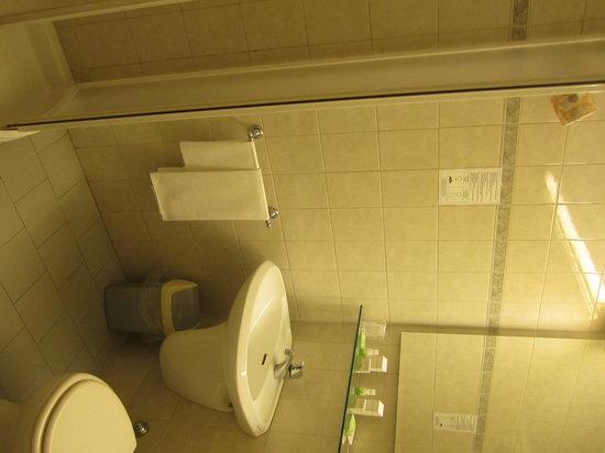 Ai Tufi Hotel: bagno