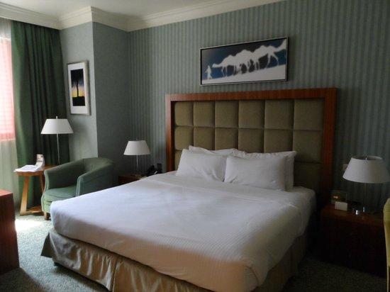 City Seasons Al Hamra Hotel Abu Dhabi : Chambre