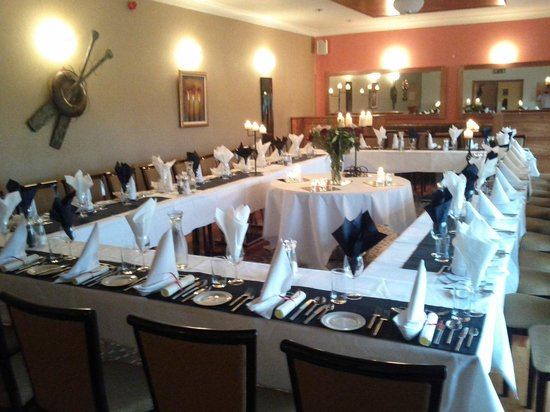 Moycarn Lodge: Private Dining