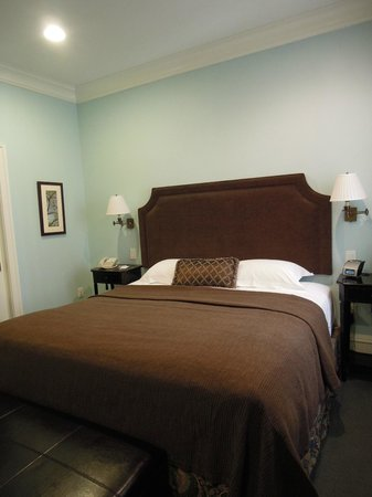 Rittenhouse 1715, A Boutique Hotel : Our Room