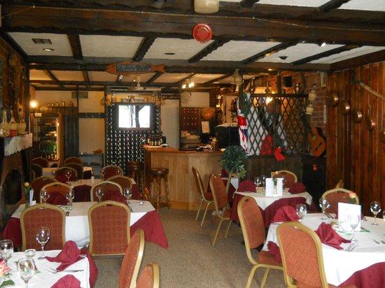 La Stalla Restaurant: The Bar has moved