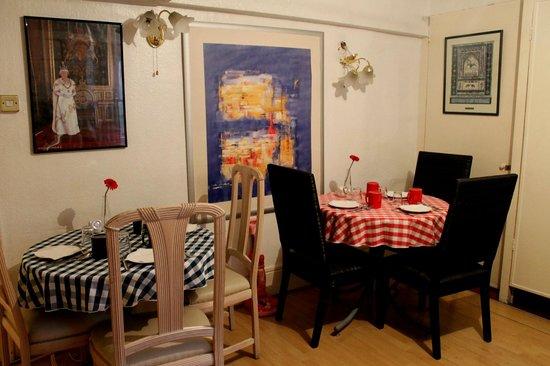 The Belgravia Hotel : Sala colazione