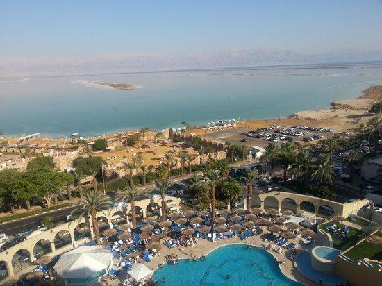 Daniel Dead Sea Hotel: The View
