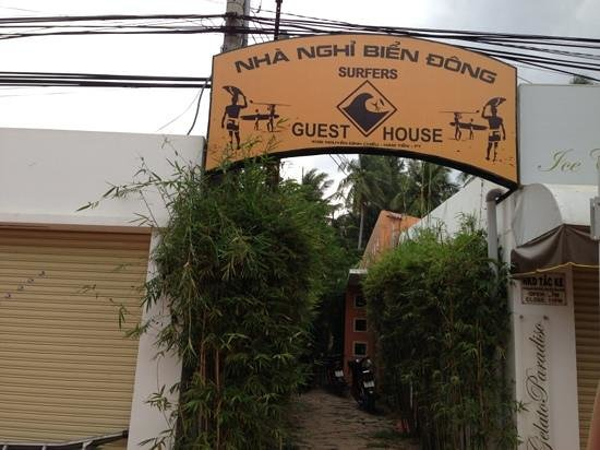 Surfers Guest House : nice