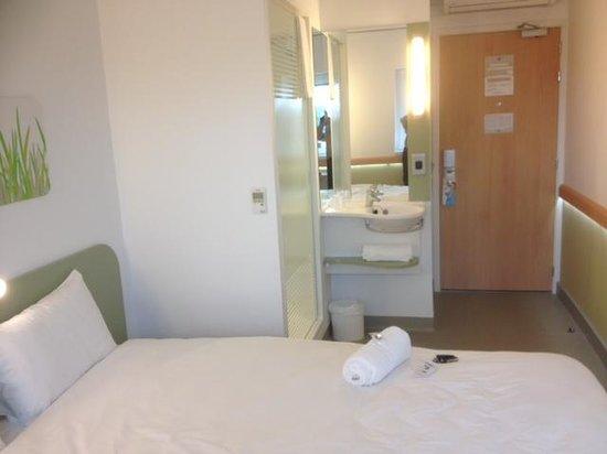 Hotel Etap Belfast: Bedroom on 5th floor