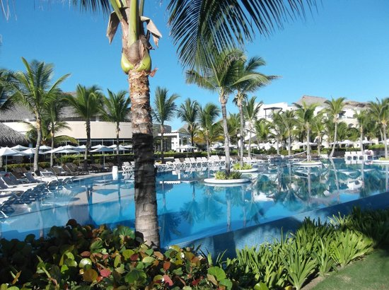 Hard Rock Hotel & Casino Punta Cana: Weather was so nice