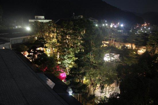Kasenkyo Izutsuya: 庭園