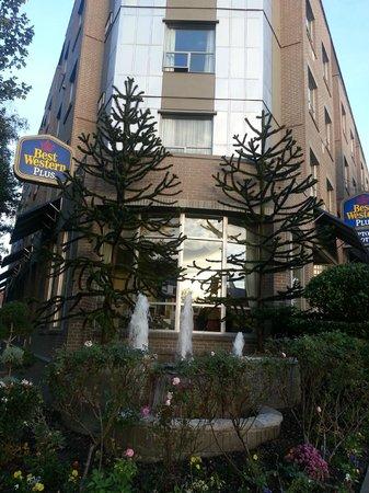 Best Western Plus Uptown Hotel : Pleasant Surprise