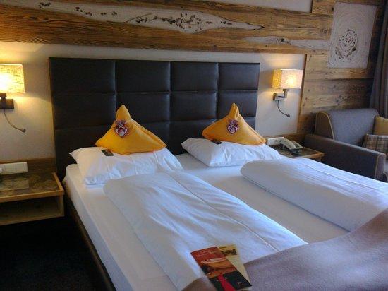 Hotel Falzeben: cuoricini di lavanda per conciliare il sonno