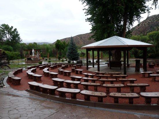 El Santuario de Chimayo: Outdoor chapel