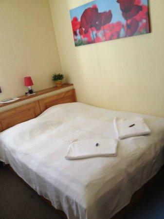Platan: letto stanza piccola
