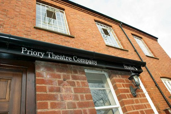 Priory Theatre: Rehearsal Studio and Wardrobe Department