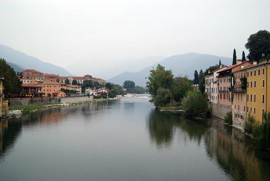 Risultati immagini per fiume brenta bassano