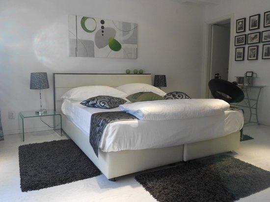 Royal Suites: Comfy bed