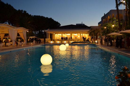 Hotel Cerere: esterno piscina