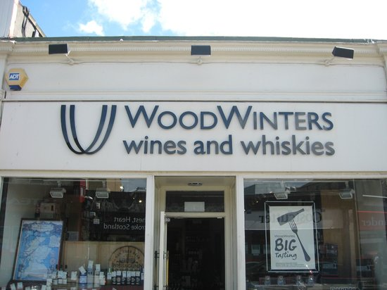 ‪WoodWinters Wines and Whiskies Ltd‬