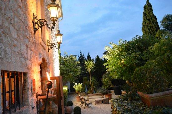 L'Abbaye Hotel : exterieur
