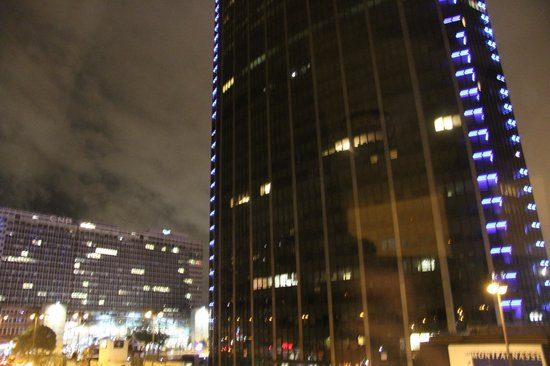 Hotel Arotel : Вид на башню Монпарнасс