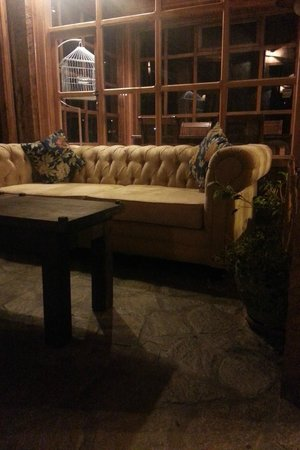 Hotel Bories House: Room